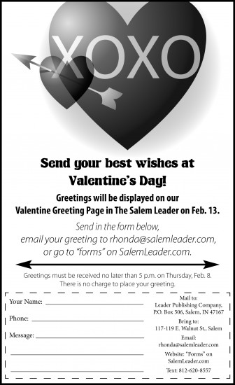 Free valentines day ads the salem leader free valentines day ads m4hsunfo